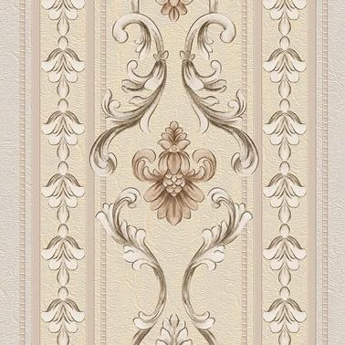 Duka Duka Sawoy Stella Dk.171602 Sütunlar Üzerine  Desenli Renkli Duvar Kağıdı 10 M2 Renkli